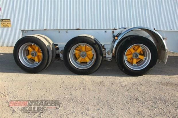 maxitrans semi drop deck skel semi trailer 347766 006