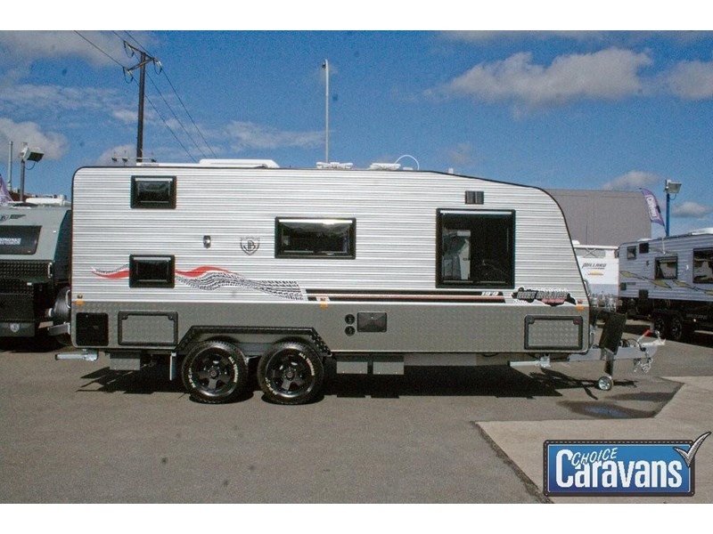 jb caravans dirt roader 19'9 358299 003