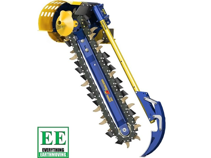 auger torque auger torque ee mt900 trencher is designed to suit mini loaders, skid steers loaders upto 80hp and mini excavators 2.5 to 5 tonnes 358427 014