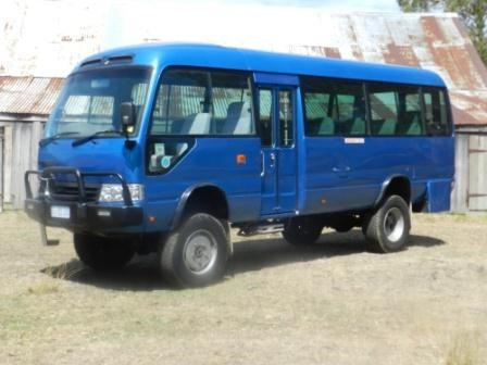 toyota coaster bus 358836 004