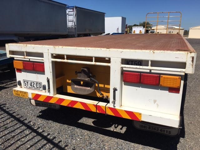 southern cross tri- axle 41ft flat top trailer 361521 006