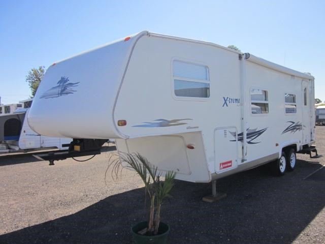 xtreme lite 25' 5th wheeler 362565 001