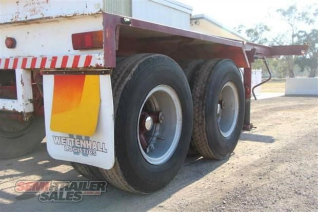 krueger semi 20ft skel trailer 354493 004