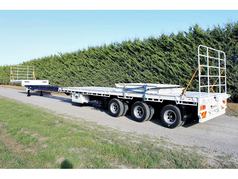 bullet extendable machinery trailer 292113 008