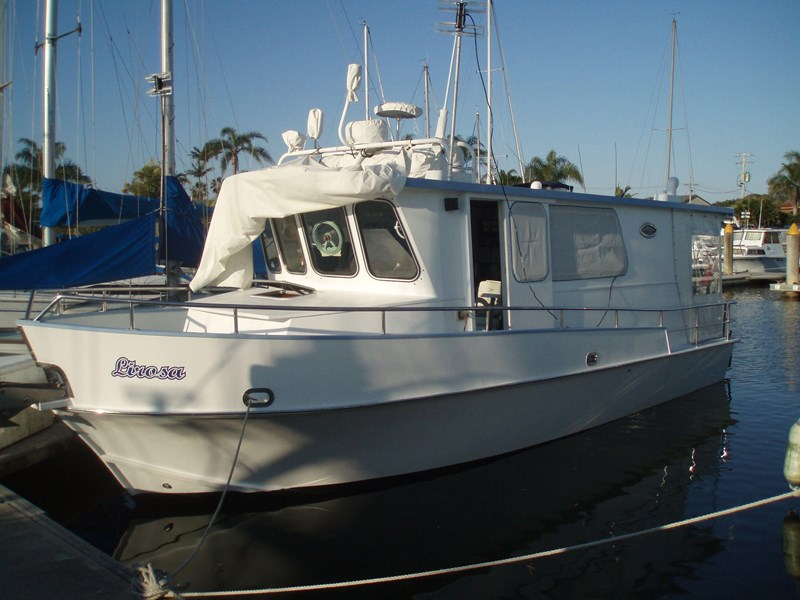 2006 Motorcruiser Sharpie For Sale Trade Boats Australia