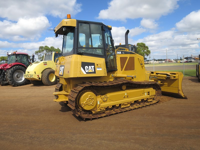 caterpillar d6 k xl dozer 365309 004