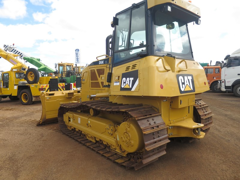 caterpillar d6 k xl dozer 365309 005