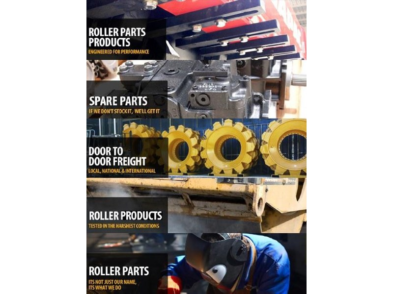 roller parts custom built scraper systems 366420 003