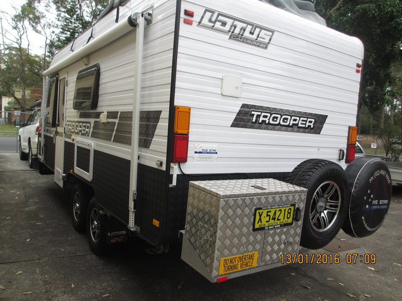 "lotus caravans trooper 19'6"" 367378 015"