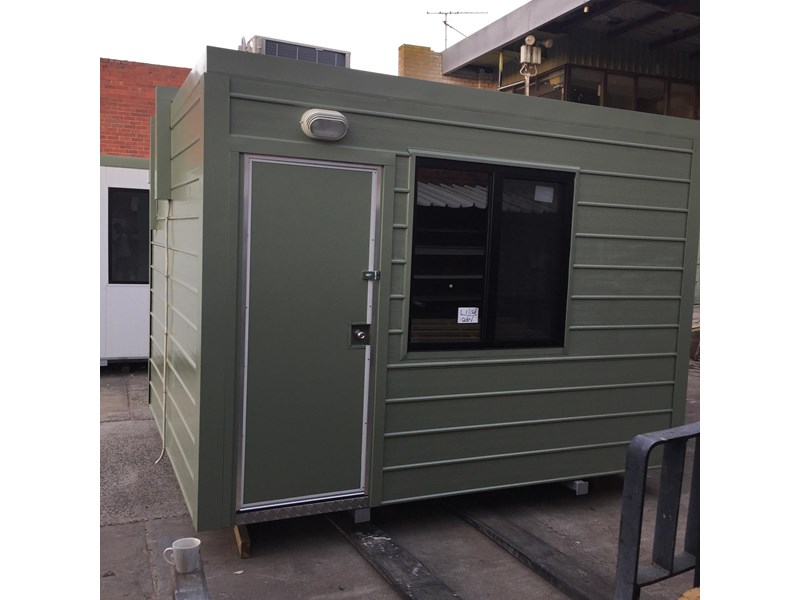 e i group portables 3.6m x 3m insulated fire rated portable building 367567 018