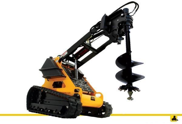 digga mini loader 367801 001