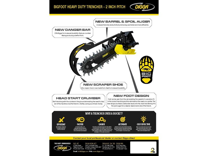 digga 1500 hf bigfoot xd trencher 367881 002