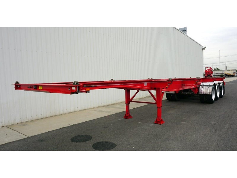 reids 40ft tri-axle skel trailer 365018 006