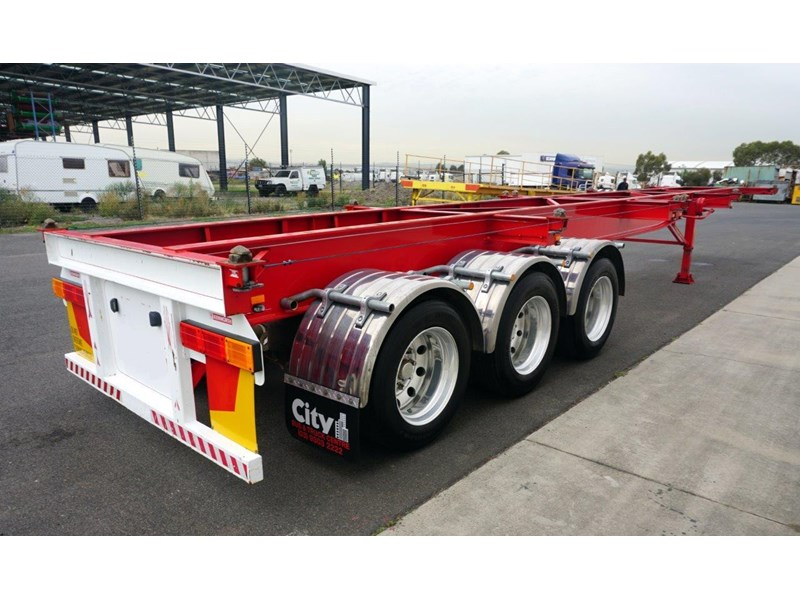reids 40ft tri-axle skel trailer 365018 014