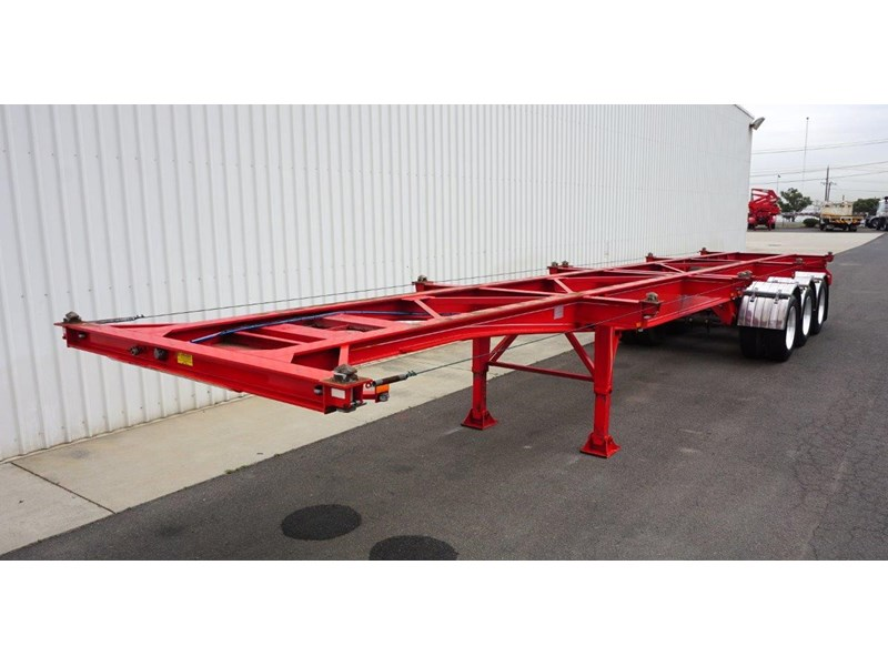 reids 40ft tri-axle skel trailer 365018 007