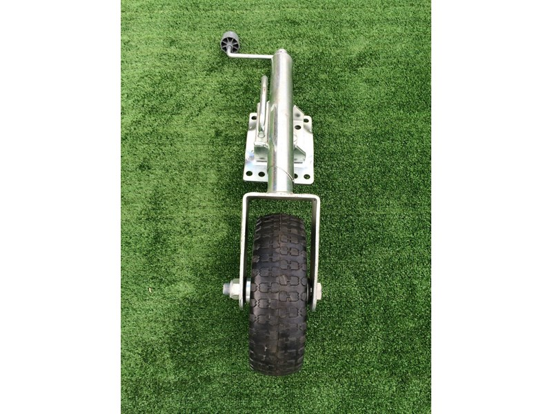 other 10'' solid tire jockey wheel 371427 003