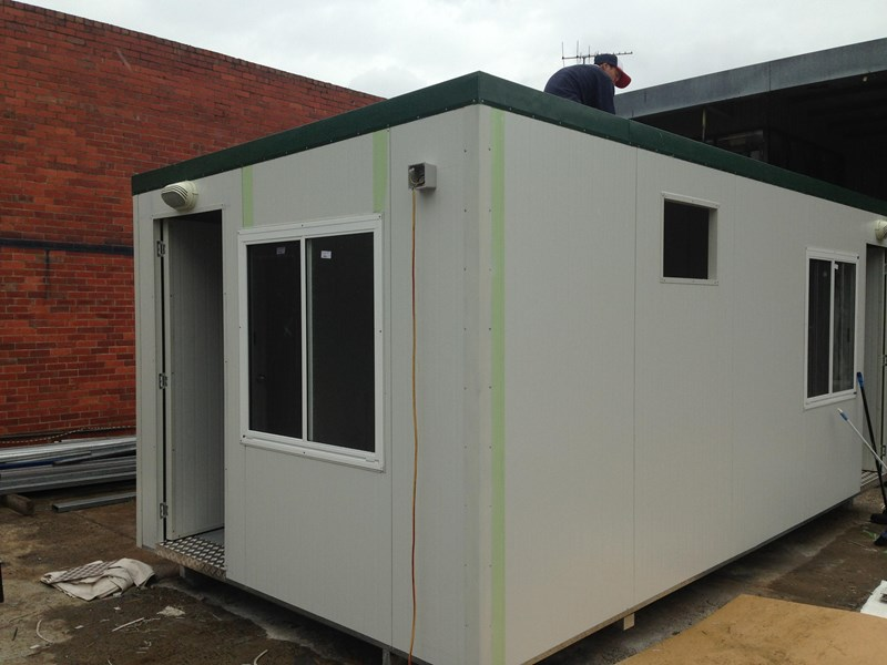 e i group portables 6m x 3m two room office 371550 001