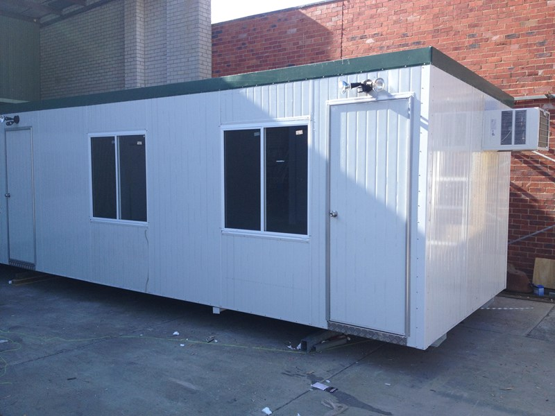 e i group portables 12m x 3m three room accommodation site 371553 004