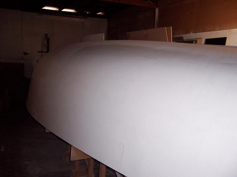 farr 9.2m unfinished hull 371793 003