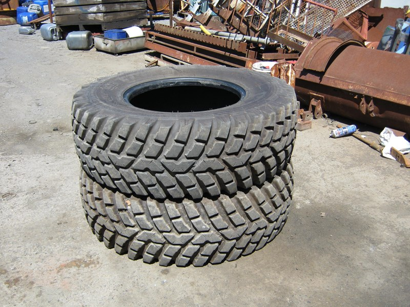NOKIAN TRI-2 TYRES FRONT & REAR for sale