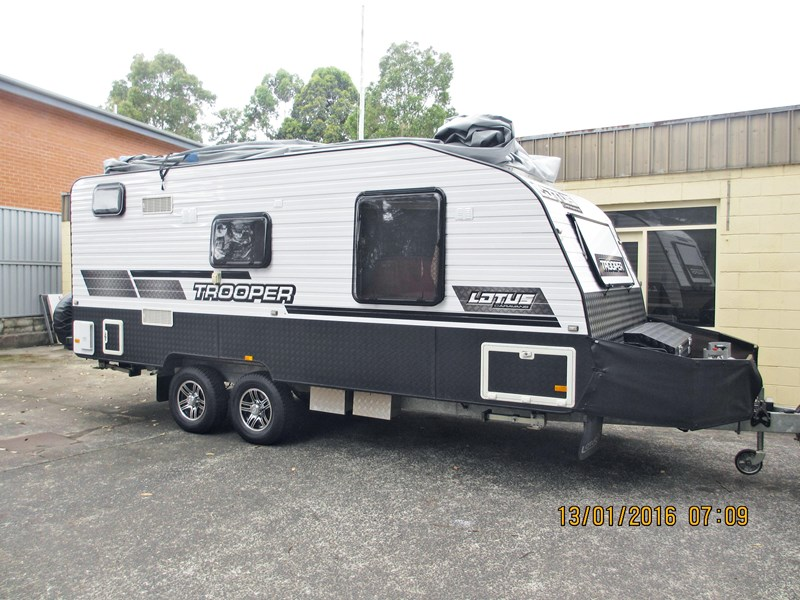 "lotus caravans trooper 19'6"" 373539 001"
