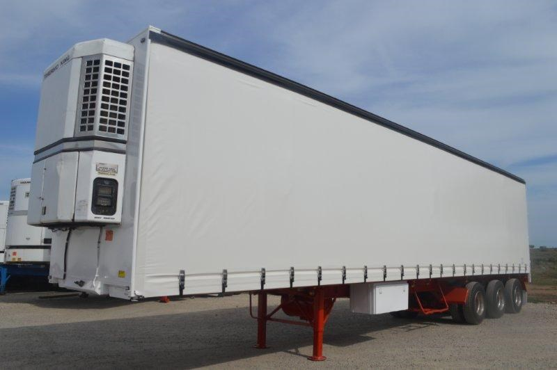 krueger st3 22 pallet refrigerated insulated curtain sider 374900 001