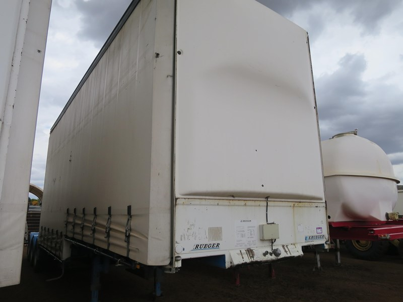 vawdrey a & b combination dropdeck curtainsiders 375987 012