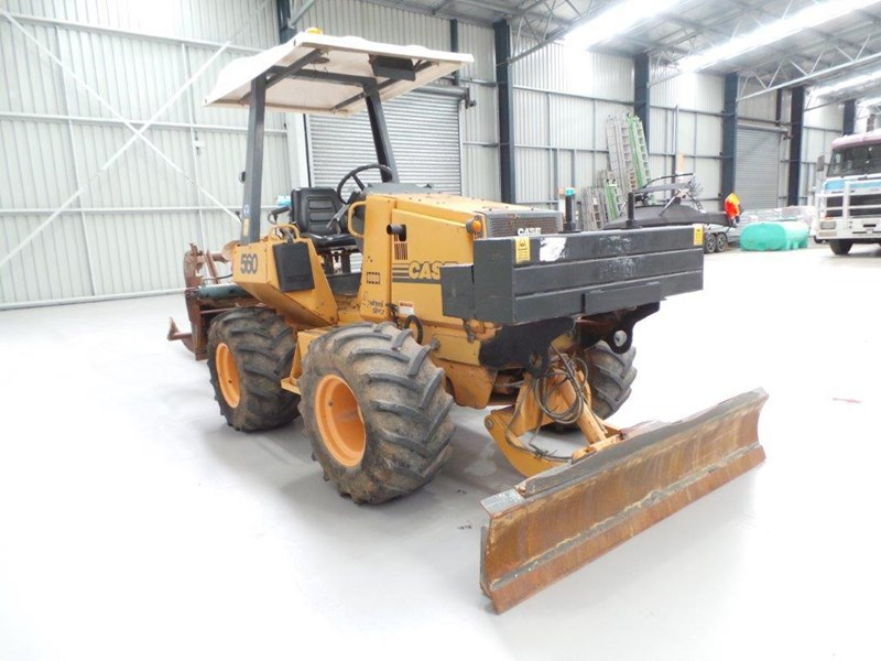 case 560 trencher 376046 008