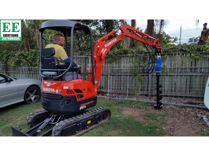 auger torque 2000 earth drill for mini excavators up to 2 tonnes auger torque x2000 317625 003
