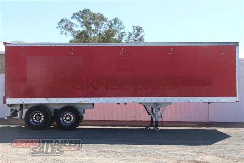 maxi-cube 30ft pantech semi trailer 391414 001