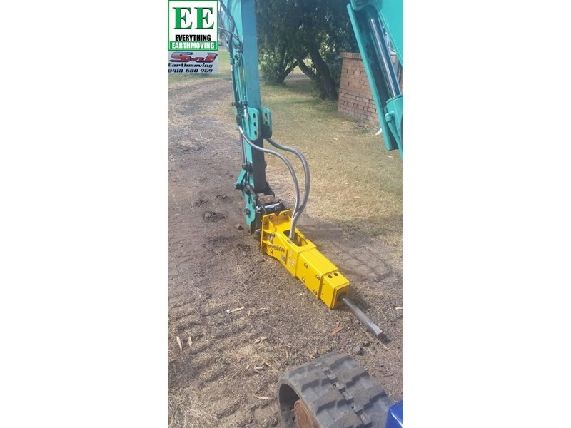 indeco hp200 whisper rock breaker from everything earthmoving 356955 021