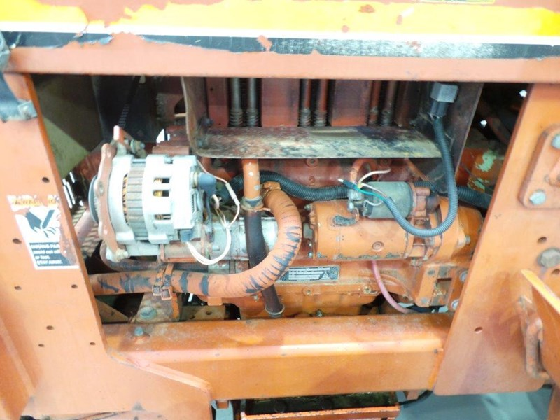 ditch witch 5110dd ride on trencher 376558 014