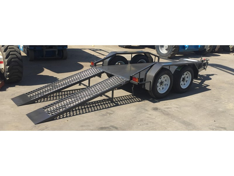 rightquip 19' scissor lift trailer 373880 008