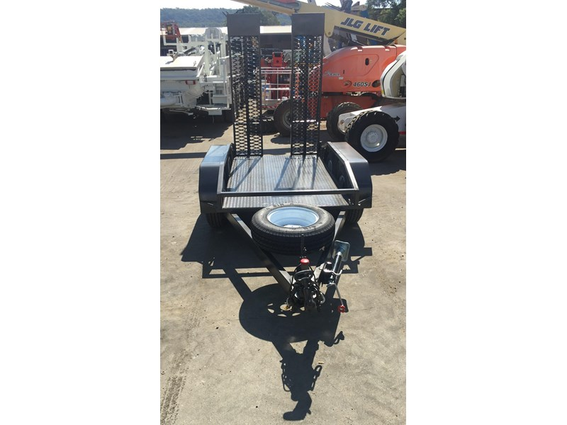 rightquip 19' scissor lift trailer 373880 012