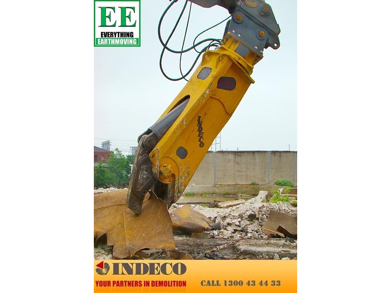 indeco irp750 rotating pulveriser (13 to 25 tonne) 376895 031