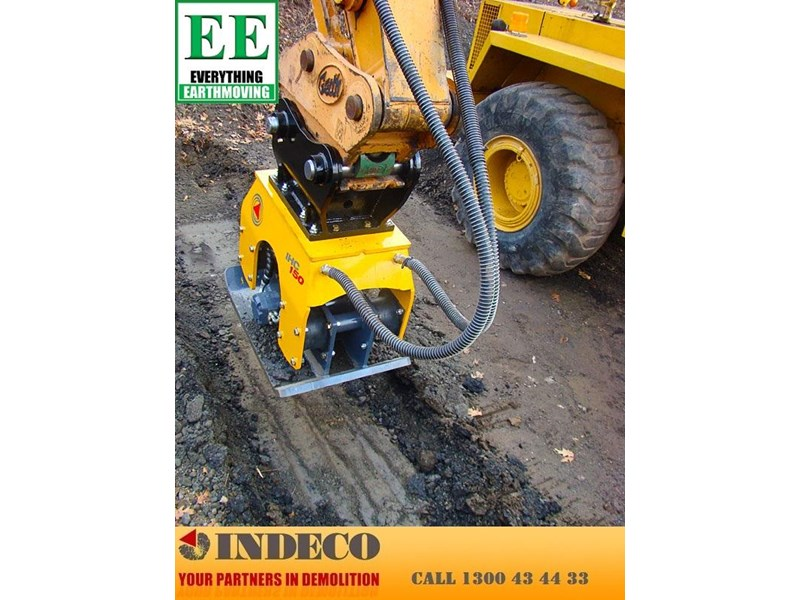 unknown indeco ihc 250 (18 - 45 tonne) 376931 004