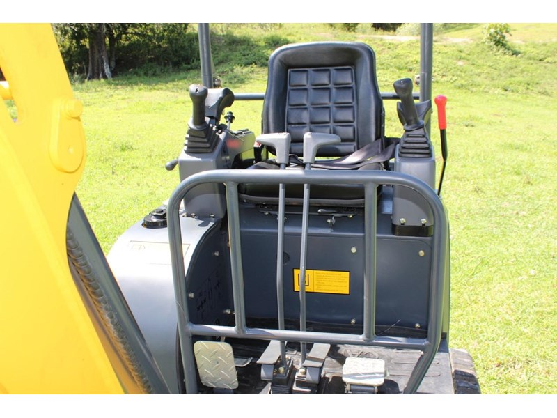 carter ct16 mini excavator yanmar powered 377516 016