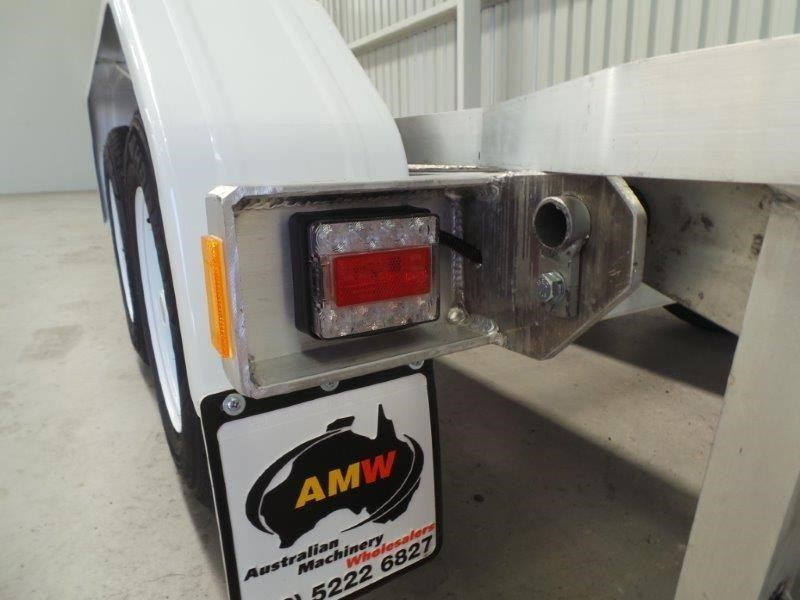 workmate alloy 2-0 plant trailer 378052 013