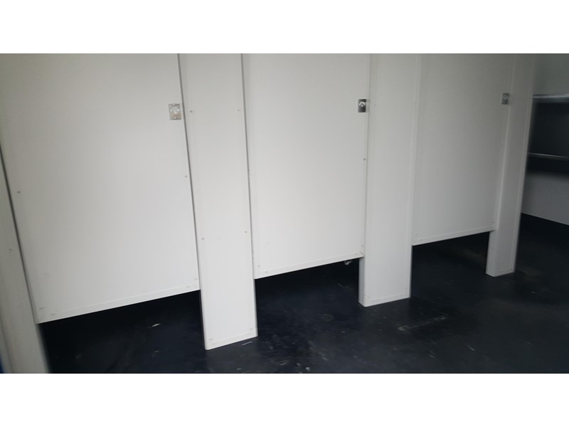 e i group portables used 3.6m x 3m ablution 378368 010