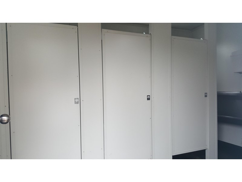 e i group portables used 3.6m x 3m ablution 378368 012