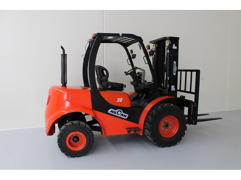 wecan forklift 3000kg with 3 stage mast container 378389 002