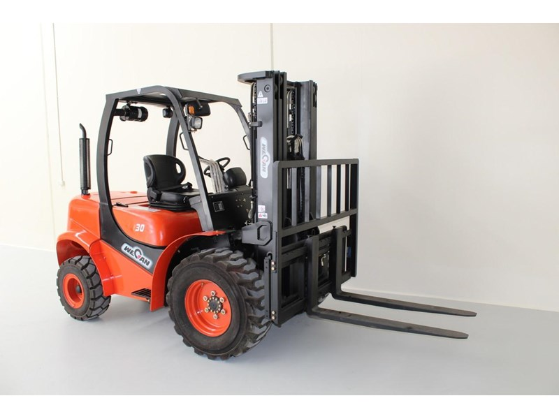 wecan forklift 3000kg with 3 stage mast container 378389 005