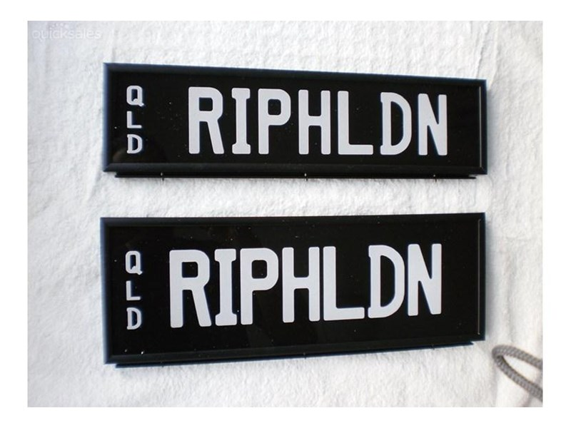 number plates riphldn 378578 002
