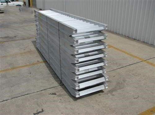 workmate 8 ton alloy loading ramps 378887 008