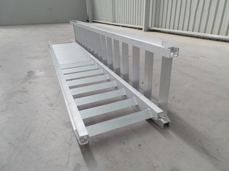 workmate 8 ton alloy loading ramps 378887 005