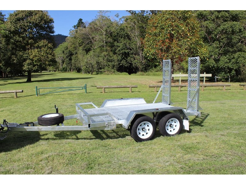 carter ct16 mini excavator trailer package 379000 011
