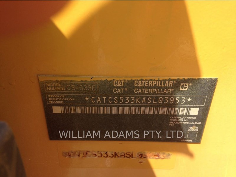 caterpillar cs-533e 359025 006
