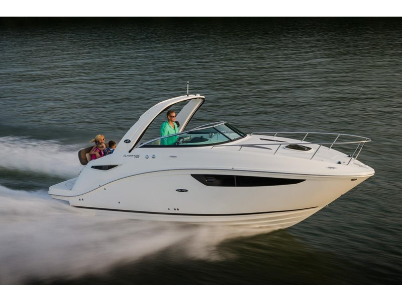 sea ray 260 sundancer 297300 025
