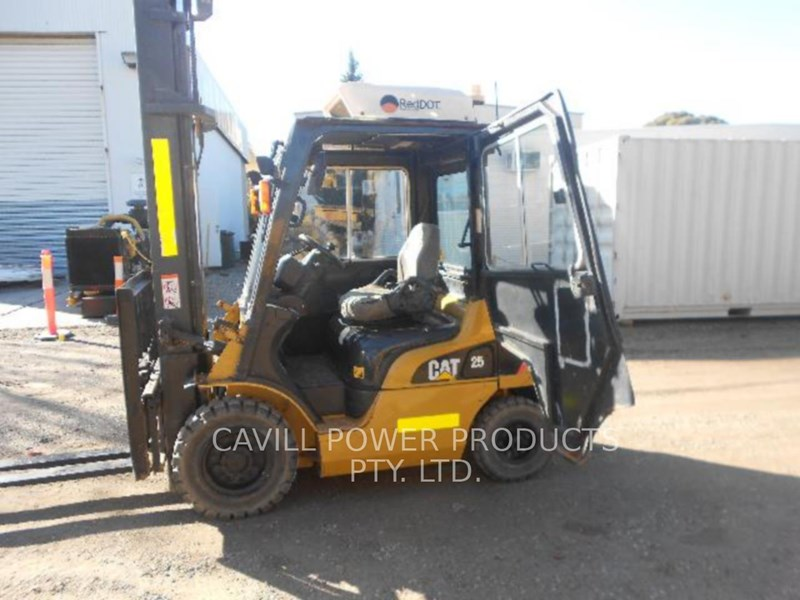 caterpillar dp25nt 343389 013
