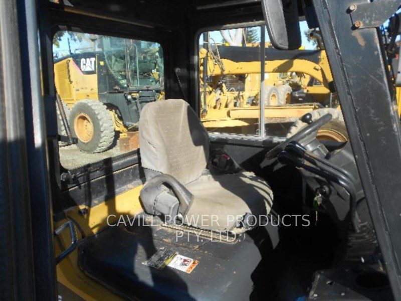 caterpillar dp25nt 343389 009